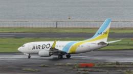 mich_stoneさんが、羽田空港で撮影したAIR DO 737-781の航空フォト(飛行機 写真・画像)