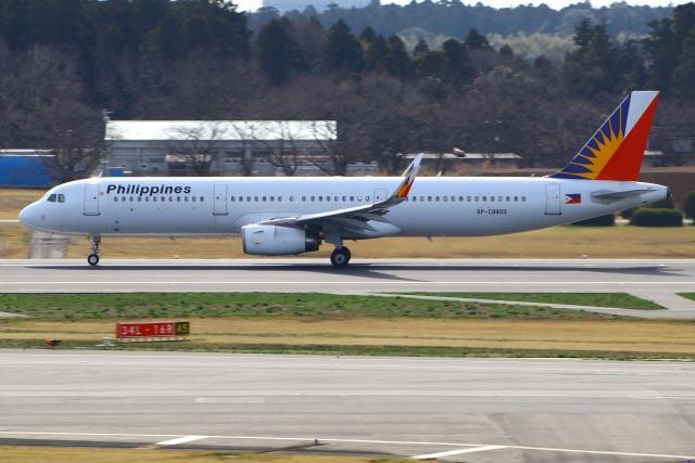 Tomo_mczさんが、成田国際空港で撮影したフィリピン航空 A321-231の航空フォト(飛行機 写真・画像)