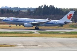 Tomo_mczさんが、成田国際空港で撮影した中国国際航空 A330-243の航空フォト(飛行機 写真・画像)