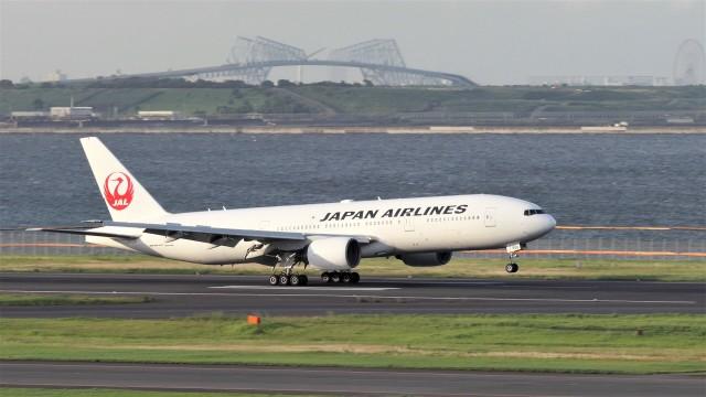 mich_stoneさんが、羽田空港で撮影した日本航空 777-289の航空フォト(飛行機 写真・画像)