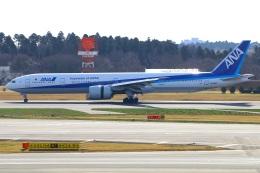 Tomo_mczさんが、成田国際空港で撮影した全日空 777-381/ERの航空フォト(飛行機 写真・画像)