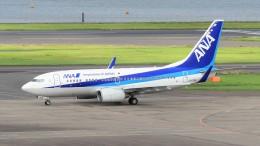 mich_stoneさんが、羽田空港で撮影した全日空 737-781の航空フォト(飛行機 写真・画像)