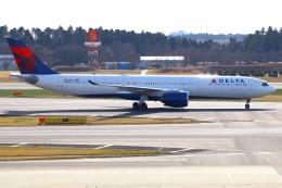 Tomo_mczさんが、成田国際空港で撮影したデルタ航空 A330-941の航空フォト(飛行機 写真・画像)