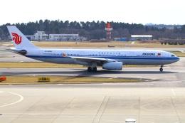 Tomo_mczさんが、成田国際空港で撮影した中国国際航空 A330-343Xの航空フォト(飛行機 写真・画像)