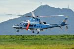 Gambardierさんが、岡南飛行場で撮影した三重県警察 A109E Powerの航空フォト(飛行機 写真・画像)