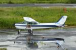 Gambardierさんが、岡南飛行場で撮影した日本法人所有 172P Skyhawk IIの航空フォト(飛行機 写真・画像)