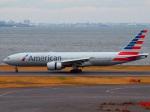 FT51ANさんが、羽田空港で撮影したアメリカン航空 777-223/ERの航空フォト(飛行機 写真・画像)