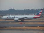FT51ANさんが、成田国際空港で撮影したアメリカン航空 777-223/ERの航空フォト(飛行機 写真・画像)