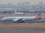 FT51ANさんが、羽田空港で撮影したアメリカン航空 787-9の航空フォト(飛行機 写真・画像)
