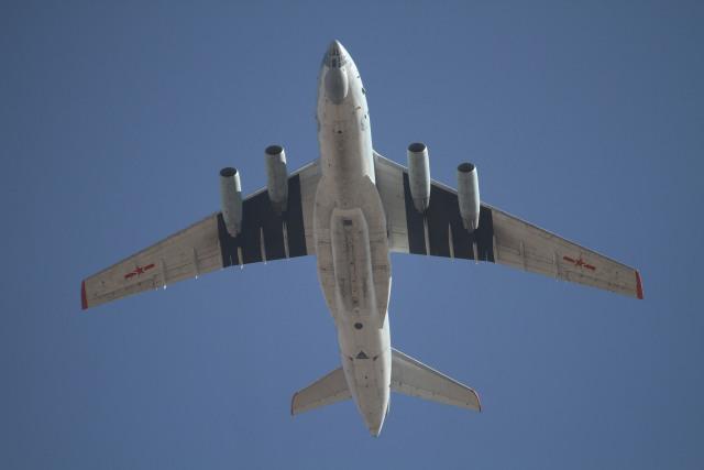 素快戦士さんが、TJYCで撮影した某国空軍  Il-76/78/82の航空フォト(飛行機 写真・画像)