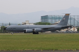 F-4さんが、横田基地で撮影したアメリカ空軍 KC-135R Stratotanker (717-148)の航空フォト(飛行機 写真・画像)
