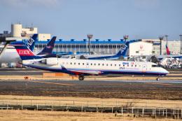 tuna_さんが、成田国際空港で撮影したアイベックスエアラインズ CL-600-2C10 Regional Jet CRJ-702ERの航空フォト(飛行機 写真・画像)