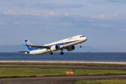 JOJOさんが、大分空港で撮影した全日空 A321-272Nの航空フォト(飛行機 写真・画像)