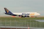 OMAさんが、岩国空港で撮影したアトラス航空 747-446の航空フォト(飛行機 写真・画像)