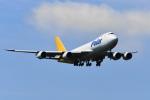 beimax55さんが、成田国際空港で撮影したポーラーエアカーゴ 747-87UF/SCDの航空フォト(飛行機 写真・画像)