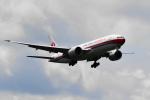 beimax55さんが、成田国際空港で撮影した中国貨運航空 777-F6Nの航空フォト(飛行機 写真・画像)