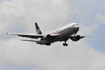 beimax55さんが、成田国際空港で撮影したカーゴジェット・エアウェイズ 767-35E/ER(BCF)の航空フォト(飛行機 写真・画像)