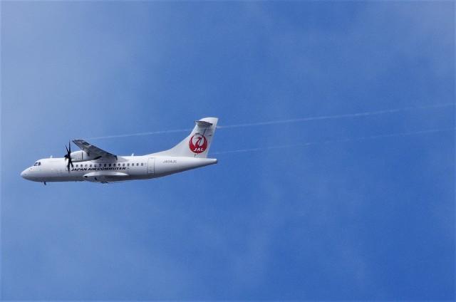 mild lifeさんが、伊丹空港で撮影した日本エアコミューター ATR-42-600の航空フォト(飛行機 写真・画像)