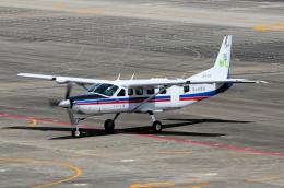 yabyanさんが、名古屋飛行場で撮影した国土交通省 国土地理院 208B Grand Caravanの航空フォト(飛行機 写真・画像)