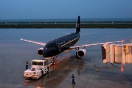 Hiro-hiroさんが、北九州空港で撮影したスターフライヤー A320の航空フォト(飛行機 写真・画像)