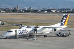 Hiro-hiroさんが、松山空港で撮影した日本エアコミューター DHC-8 Dash 8の航空フォト(飛行機 写真・画像)