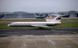 LEVEL789さんが、名古屋飛行場で撮影した高麗航空 Tu-154B-2の航空フォト(飛行機 写真・画像)
