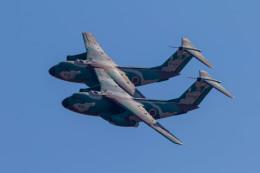紫電さんが、入間飛行場で撮影した航空自衛隊 C-1の航空フォト(飛行機 写真・画像)