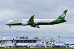 パンダさんが、成田国際空港で撮影したエバー航空 787-10の航空フォト(飛行機 写真・画像)