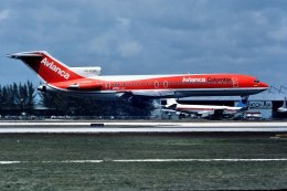パール大山さんが、マイアミ国際空港で撮影したアビアンカ航空 727-2A1/Advの航空フォト(飛行機 写真・画像)