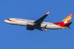 mameshibaさんが、成田国際空港で撮影した海南航空 737-84Pの航空フォト(飛行機 写真・画像)