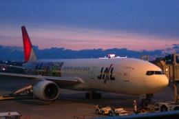 日本航空 Boeing 777-200 (JA009D)  航空フォト   by Hiro-hiroさん  撮影2007年06月10日%s