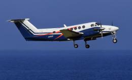 航空フォト:JA01EP 日本法人所有 200 Super King Air
