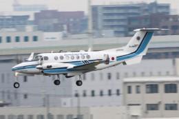 青春の1ページさんが、福岡空港で撮影した海上保安庁 B300の航空フォト(飛行機 写真・画像)