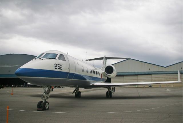 Smyth Newmanさんが、木更津飛行場で撮影した航空自衛隊 U-4 Gulfstream IV (G-IV-MPA)の航空フォト(飛行機 写真・画像)