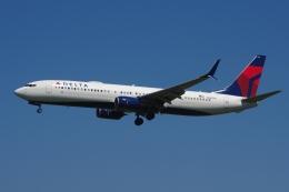 zettaishinさんが、ブラッドレー国際空港で撮影したデルタ航空 737-932/ERの航空フォト(飛行機 写真・画像)
