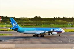 Hiro Satoさんが、成田国際空港で撮影したエア・タヒチ・ヌイ A340-313Xの航空フォト(飛行機 写真・画像)