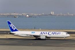 flying_horseさんが、羽田空港で撮影した全日空 767-381/ERの航空フォト(飛行機 写真・画像)