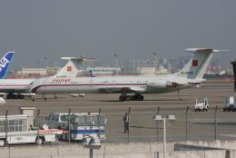 kahluamilkさんが、羽田空港で撮影したロシア空軍 Il-62Mの航空フォト(飛行機 写真・画像)