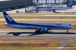 紫電さんが、羽田空港で撮影した全日空 767-381の航空フォト(飛行機 写真・画像)