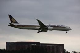 airdrugさんが、成田国際空港で撮影したシンガポール航空 787-10の航空フォト(飛行機 写真・画像)