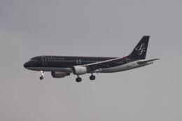senbaさんが、羽田空港で撮影したスターフライヤー A320-214の航空フォト(飛行機 写真・画像)