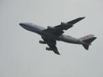 ぶるーすかいさんが、成田国際空港で撮影したチャイナエアライン 747-409の航空フォト(飛行機 写真・画像)