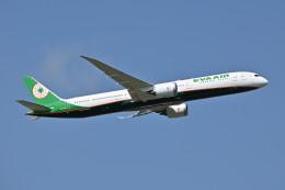 183keihozonkaiさんが、成田国際空港で撮影したエバー航空 787-10の航空フォト(飛行機 写真・画像)