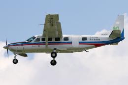Hariboさんが、名古屋飛行場で撮影した国土交通省 国土地理院 208B Grand Caravanの航空フォト(飛行機 写真・画像)