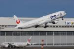 よんろくさんが、羽田空港で撮影した日本航空 777-346の航空フォト(飛行機 写真・画像)