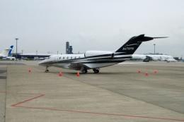 Hiro-hiroさんが、成田国際空港で撮影したAIR REESE LLC 750 Citation Xの航空フォト(飛行機 写真・画像)