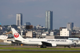 khideさんが、伊丹空港で撮影した日本航空 767-346/ERの航空フォト(飛行機 写真・画像)