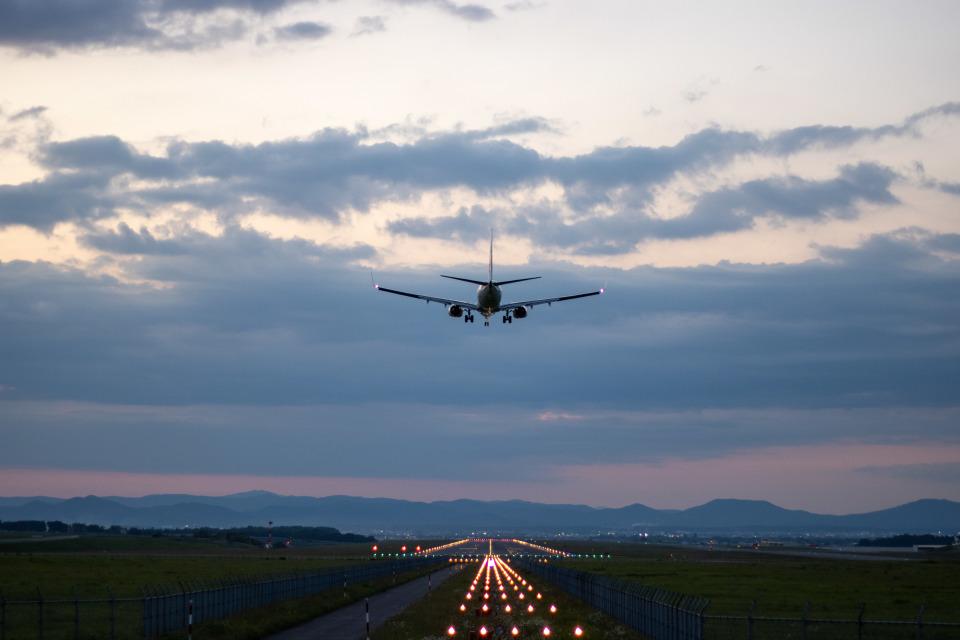 チャッピー・シミズさんの日本航空 Boeing 737-800 (JA338J) 航空フォト