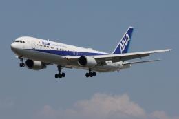 徳兵衛さんが、伊丹空港で撮影した全日空 767-381/ERの航空フォト(飛行機 写真・画像)
