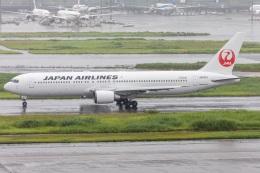 まんぼ しりうすさんが、羽田空港で撮影した日本航空 767-346/ERの航空フォト(飛行機 写真・画像)
